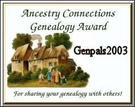 GENEALOGY   AWARDS